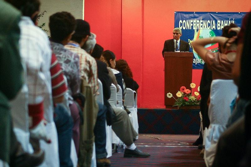 Guadalajara, Mexico, one of 41 Regional Conferences held around the world called by the Universal House of Justice, 10 January 2009