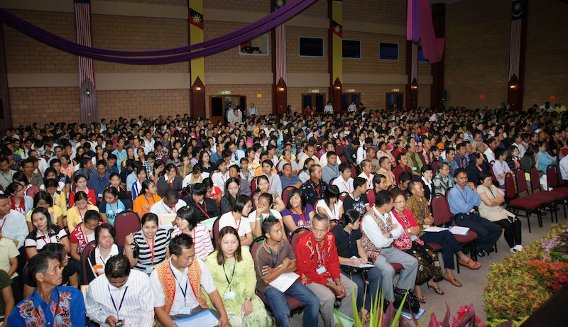 Kuching, Sarawak, one of 41 Regional Conferences held around the world called by