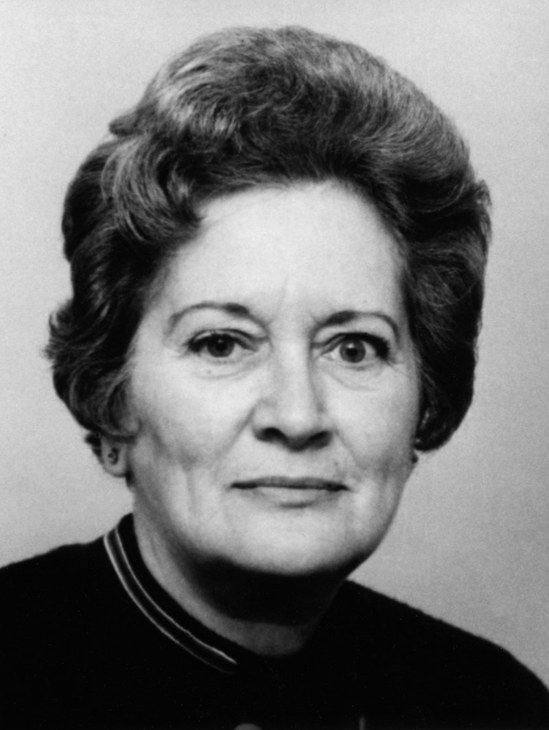 Edith Danielsen, Knight of Baha'u'llah for the Cook Islands.