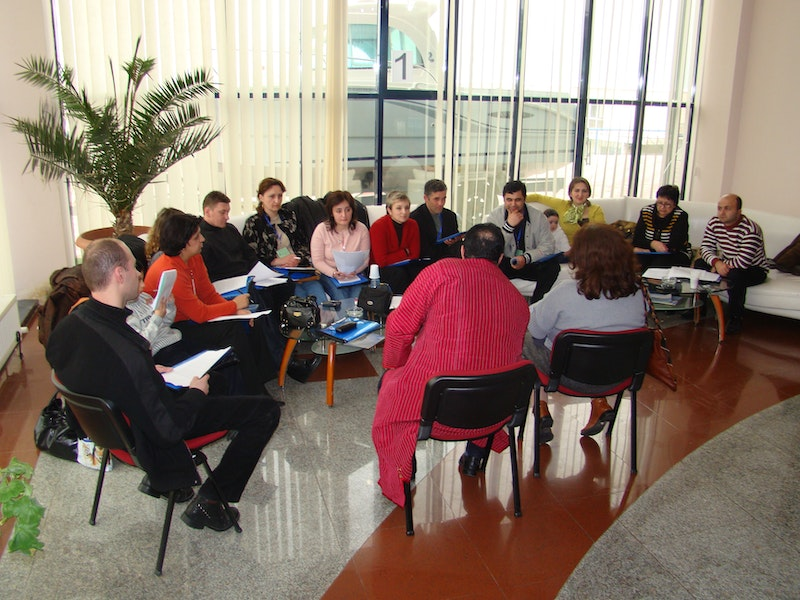 Baku, Azerbaijan, one of 41 Regional Conferences held around the world called by