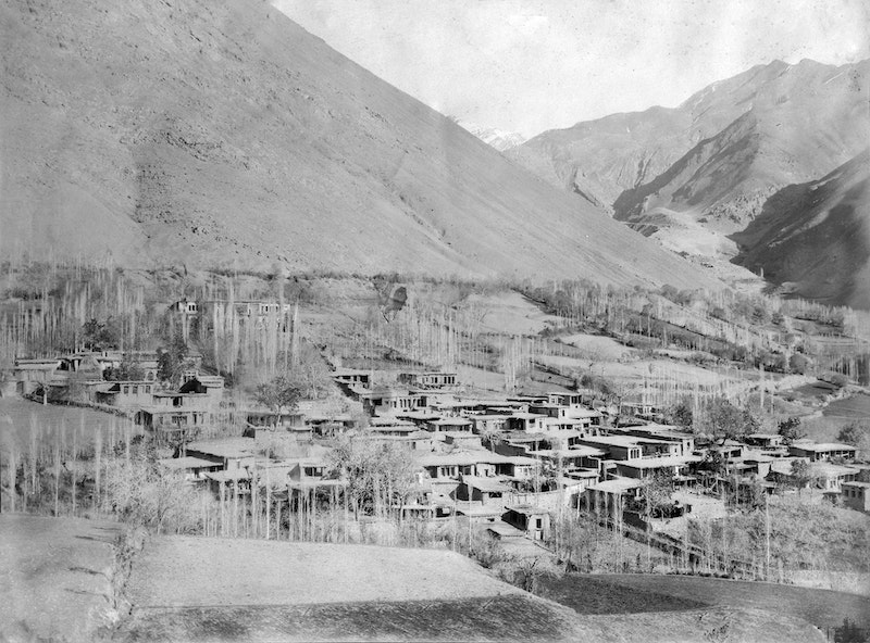 The village of Afchih, near Tehran, 1914