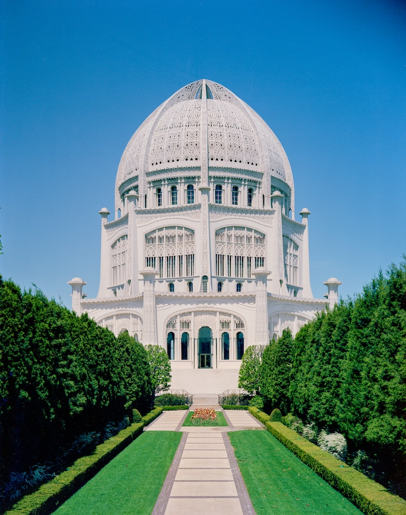 Continental Bahá'í House of Worship of North America (Wilmette, United