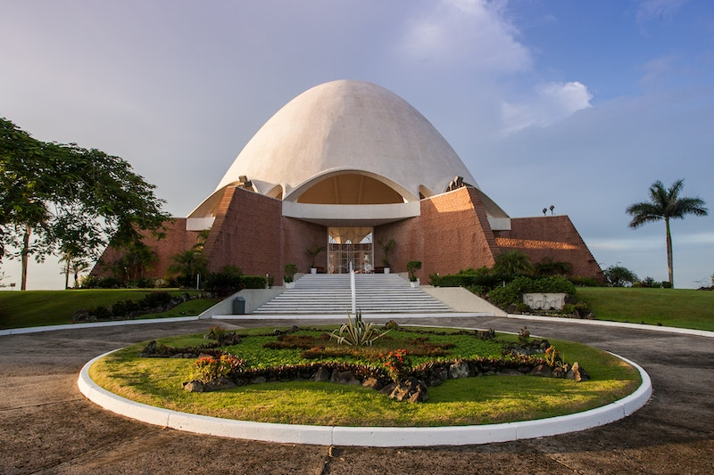 Continental Bahá'í House of Worship of Central America (Panama City,