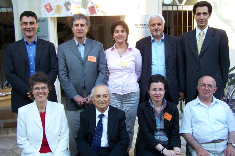 National Spiritual Assembly of the Bahá'ís of Albania, 2008