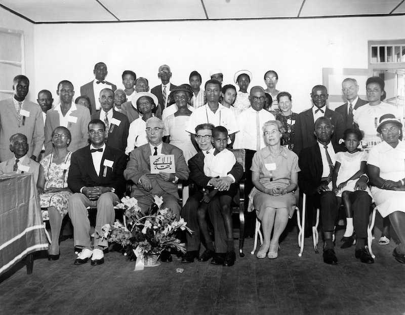 Participants of the National Convention in Kingston, Jamaica, c. 1961
