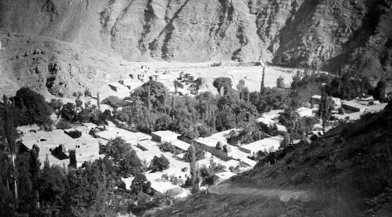 Takur, in the north of Iran, where the family of Bahá'u'lláh had a house, c.