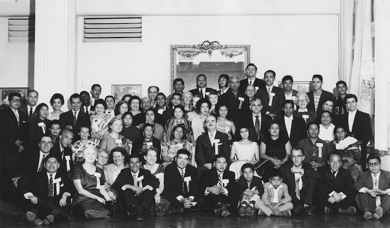 Participants of the National Convention in Guatemala, c. 1965