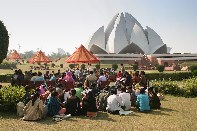 New Delhi, India, one of 41 Regional Conferences held around the world called by