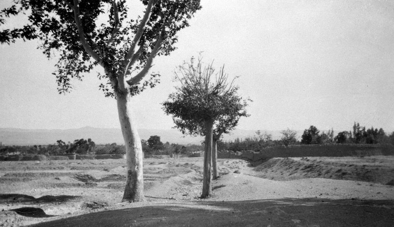 Village of Badasht, where in 1848, Bahá'u'lláh hosted a gathering of the most