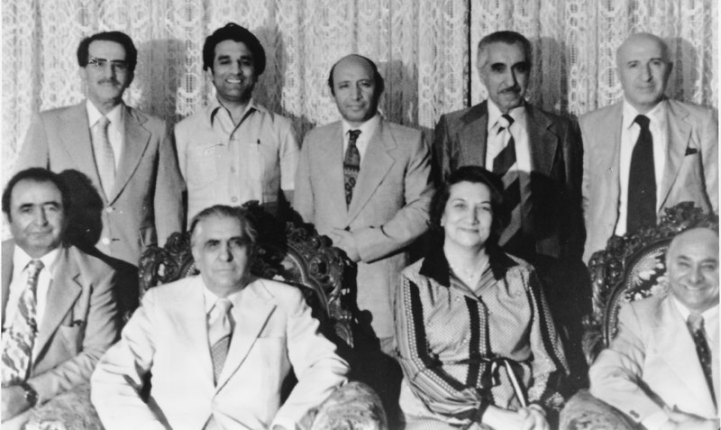 Iran - members of the National Spiritual Assembly who disappeared in August in